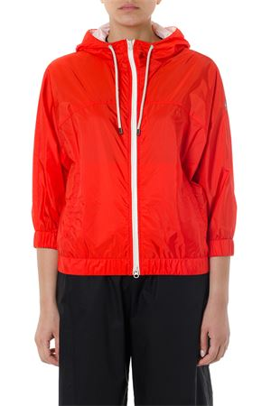 RED NYLON WINDBREAKER SS19 FAY | 27 | NAW12383710PFWG802