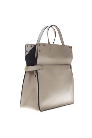 FLIP BEIGE LEATHER FOLDING BAG SS 2019 FENDI | 2 | 8BT302A6CEF15WB