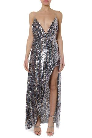 SHOW TIME MAXI SEQUINS DRESS SS19 FOR LOVE & LEMONS | 32 | CD1798-HO18UNI SPARKLE