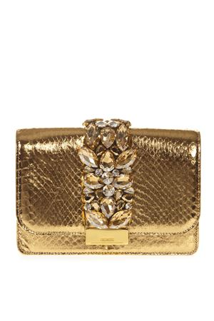 CLUTCH ORO CLIKY IN PITONE PE 2019 GEDEBE | 2 | CLIKYSNAKEGOLD