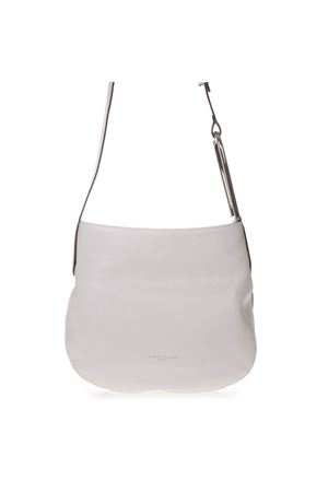 WHITE LEATHER SHOULDER BAG SS 2019 GIANNI CHIARINI | 2 | BS6494/19PE OLXUNI3890