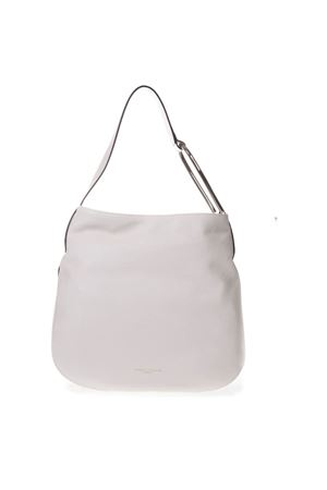 LEATHER SHOULDER BAG IN WHITE COLOR SS 2019 GIANNI CHIARINI | 2 | BS6495/19PE OLXUNI3890