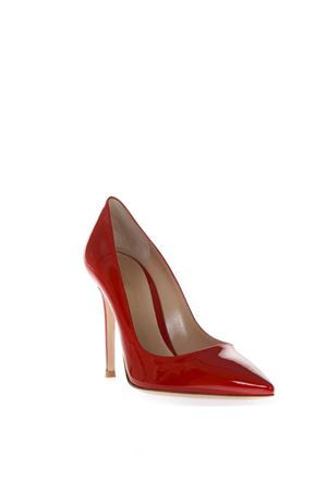 PARIS RED PATENT LEATHER PUMPS SS 2019 GIANVITO ROSSI | 68 | G2847015RICTABASC0