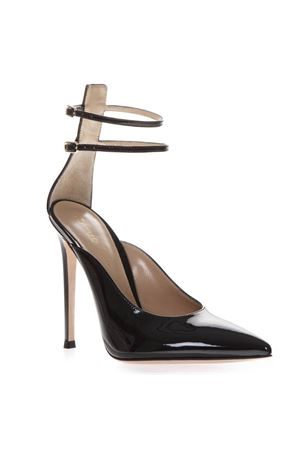 BLACK PATENT LEATHER PUMPS SS 2019 GIANVITO ROSSI | 68 | G4005811RICBLACK