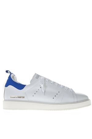 5d49991f4d7 STARTER WHITE LEATHER SNEAKERS SS19 GOLDEN GOOSE DELUXE BRAND