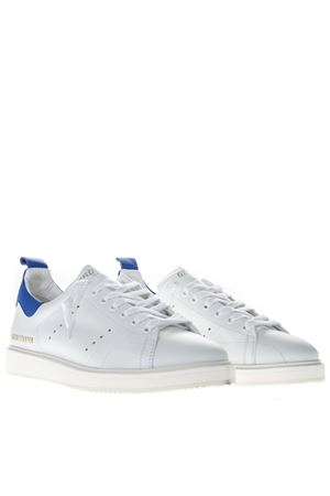 STARTER WHITE LEATHER SNEAKERS SS19 GOLDEN GOOSE DELUXE BRAND | 55 | G34MS6311P1