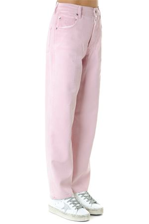 WIDE LEG JEANS IN PINK DENIM SS 2019 GOLDEN GOOSE DELUXE BRAND | 4 | G34WP0071A5