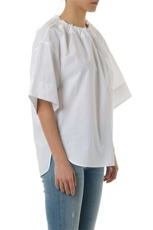 TOP ANNE IN COTONE BIANCO PE 2019 GOLDEN GOOSE DELUXE BRAND | 15 | G34WP0451A4