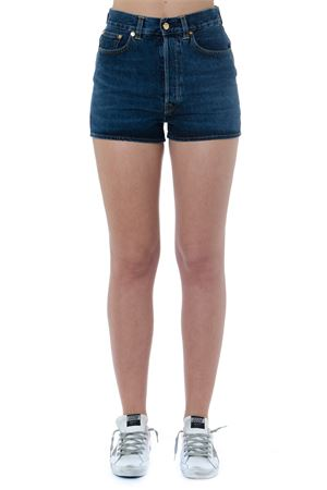 SHORTS BLU SCUROO IN DENIM PE 2019 GOLDEN GOOSE DELUXE BRAND | 110000034 | G34WP1091A4