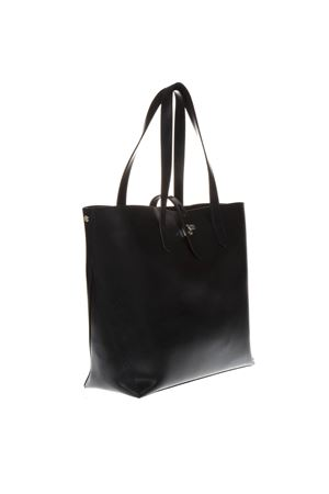BORSA SHOPPING NERA IN PELLE PE2019 HOGAN | 2 | KBW010A1400J60B999