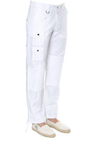 GADJO WHITE PANTS SS19 JACQUEMUS | 8 | 195PA04-19511100WHITE