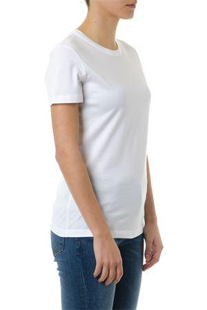 WHITE COTTON BASIC T SHIRT SS 2019 MAISON MARGIELA | 15 | S51GC0422S22816100