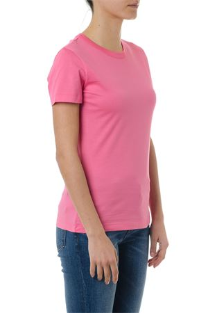 PINK BASIC COTTON T SHIRT SS 2019 MAISON MARGIELA | 15 | S51GC0422S22816251