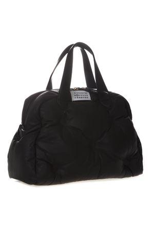 BLACK GLAM SLAM 5AC BAG IN LEATHER SS 2019 MAISON MARGIELA | 2 | S56WD0068PR818T8013