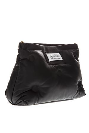 BLACK SMALL SLAM GLAM BAG WITH SHOULDER SS 2019 MAISON MARGIELA | 2 | S61WG0032PS068T1003
