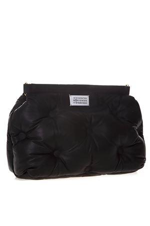 MEDIUM GLAM SLAM BLACK QUILTED LEATHER BAG SS 2019 MAISON MARGIELA | 2 | S61WG0034PR818T8013