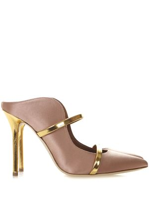 DÉCOLLETÉ MAUREEN MARRONE CHIARO IN PELLE PE19 MALONE SOULIERS | 68 | MAUREEN100109BLUSH/GOLD