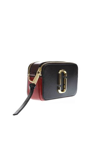 SNAPSHOT BLACK LEATHER BAG SS19 MARC JACOBS | 2 | M0012007SNAPSHOT011