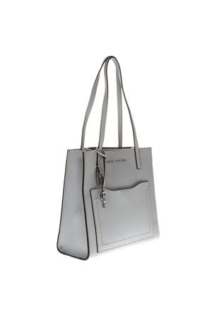 BORSA MEDIA THE GRIND IN PELLE GRIGIA PE 2019 MARC JACOBS | 2 | M0014009MEDIUM071