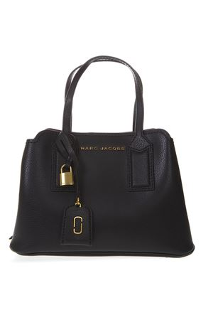 BORSA TOTE THE EDITOR NERA IN PELLE PE 2019 MARC JACOBS | 2 | M0014487MINI001