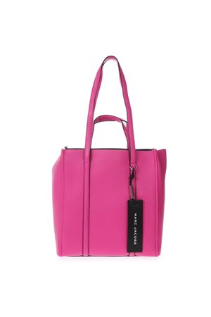 BORSA TOTE THE TAG ROSA FLUO IN PELLE PE 2019 MARC JACOBS | 2 | M0014489THE TAG670