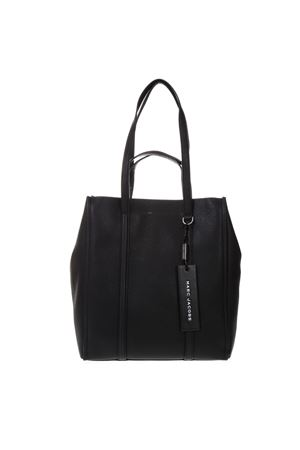BORSA THE TAG LARGE IN PELLE NERA  2019 MARC JACOBS | 2 | M0014493THE TAG001