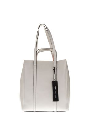 BORSA THE TAG LARGE IN PELLE PORCELLANA PE 2019 MARC JACOBS | 2 | M0014493THE TAG278