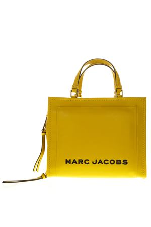 THE BOX YELLOW LEATHER BAG SS 2019 MARC JACOBS | 2 | M0014496THE BOX757