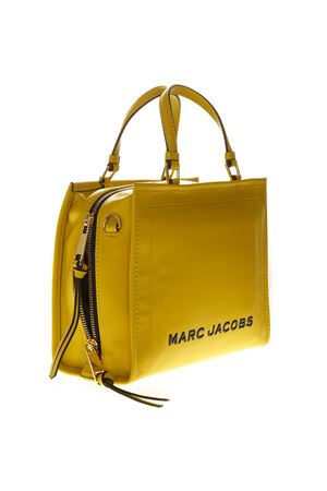 BORSA THE BOX IN PELLE COLORE GIALLO PE 2019 MARC JACOBS | 2 | M0014496THE BOX757