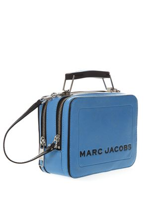 BORSA BOX AZZURRA IN PELLE PE 2019 MARC JACOBS | 2 | M0014508THE BOX466