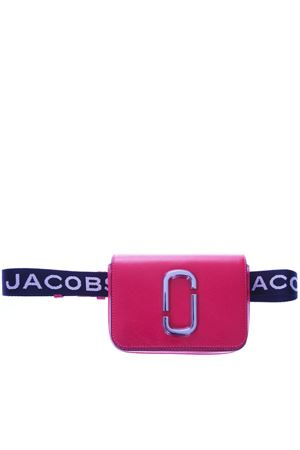 HIP SHOT PINK FLUO LEATHER BAG SS19 MARC JACOBS | 2 | M0014569HOT672