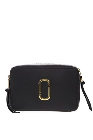 BORSA SOFT 27 NERA IN PELLE PE 2019 MARC JACOBS | 2 | M0014592THE 27001