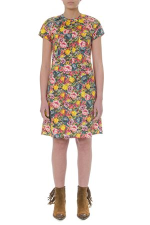 FLORAL MOTF MULTICOLOR DRESS SS 2019 MARNI | 32 | ABMAW73A00TCX43ELY48