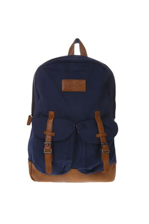 CODY 61 VINTAGE STYLE BACKPACK SS 2019 MC2 SAINT BARTH | 183 | CODYBLU1
