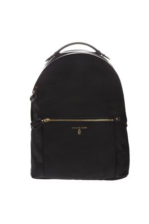 BLACK NYLON BACKPACK SS 2019 MICHAEL MICHAEL KORS | 183 | 30F7GO2B7CUNI001