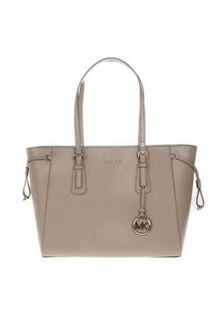 LIGHT BROWN LEATHER BAG SS 2019 MICHAEL MICHAEL KORS | 2 | 30T8TV6T8LUNI208