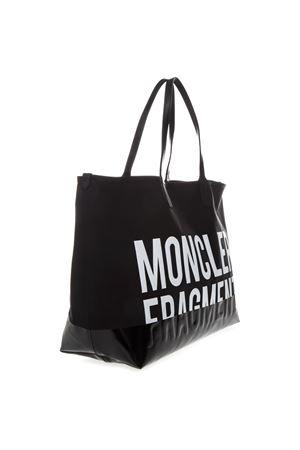 7 HIROSHI FUJIWARA BLACK SHOPPING BAG SS 2019 MONCLER GENIUS | 2 | 0061000549XW1999