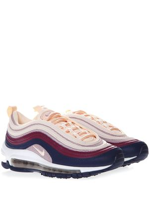 outlet store 05e07 4ef25 NIKE AIR MAX 97 MULTICOLOR LEATHER   MESH SNEAKER