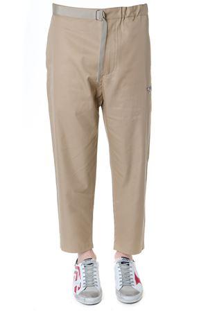 BEIGE COTTON JOGGER PANTS SS19 OAMC | 8 | OAMO313231131