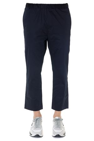 BLUE COTTON CROPPED PANTS SS 2019 OAMC | 8 | OAMO313631401