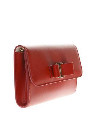 RED LEATHER BAG SS19 SALVATORE FERRAGAMO | 2 | 22D523034LIPSTICK