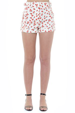 PANTALONCINO IN TESSUTO FLOREALE PE19 SELF PORTRAIT | 110000034 | SP21-012SCREAM DITSY PRINTEDCREAM