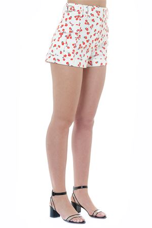 TEXTILE FLOWER PRINT SHORTS SS19 SELF PORTRAIT | 110000034 | SP21-012SCREAM DITSY PRINTEDCREAM