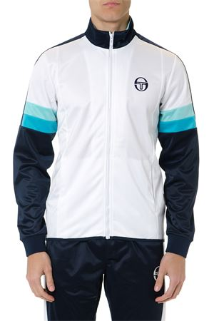 WHITE AND BLUES CENTURY TRACK SUIT SS 2019