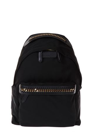 FALABELLA GO BLACK NYLON BACKPACK SS 2019 STELLA McCARTNEY | 183 | 456009W80911000