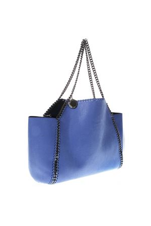 CERULEAN FEAUX LEATHER FALABELLA TOTE BAG SS 2019 STELLA McCARTNEY | 2 | 507185W81874324