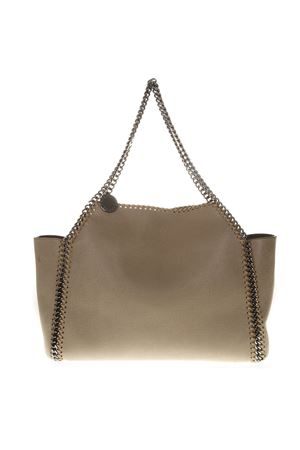 CREAM FEAUX-LEATHER FALABELLA TOTE BAG  SS 2019 STELLA McCARTNEY | 2 | 507185W81879300