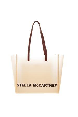 TRANSPARENT TOTE BAG WITH LOGO PRINT SS 2019 STELLA McCARTNEY | 2 | 541618W84916802