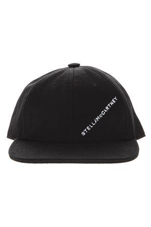 BLACK COTTON LOGO HAT SS19 STELLA McCARTNEY | 17 | 558052W84621070