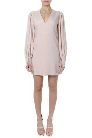 LINDA PINK VISCOSE MINIDRESS SS19 STELLA McCARTNEY | 32 | 568645SCA065900